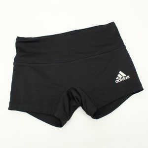 Adidas Black Stretch Workout Shorts